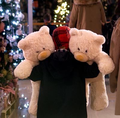 3 декабря стартовал новогодний благотворительный проект «Мечты сбываются-2015»